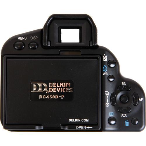 Delkin Devices eFilm Digital SLR Pro Pop-Up Shade for Canon EOS Digital Rebel XSi