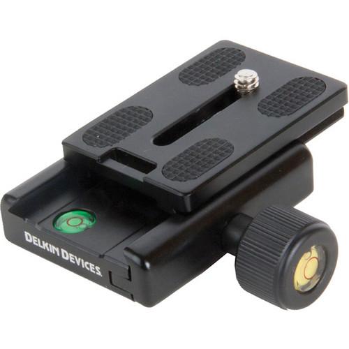 Delkin Devices Fat Gecko DSLR Camera Mount Quick Release Accessory