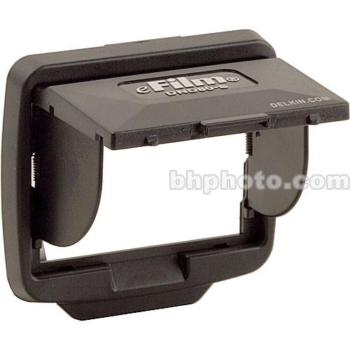 Delkin Devices eFilm Digital SLR Standard Pop-Up Shade for Nikon D80