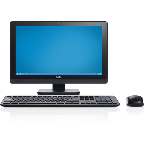 "Dell Inspiron One 20 io2020-4167BK 20"" All-in-One Desktop Computer (Black)"