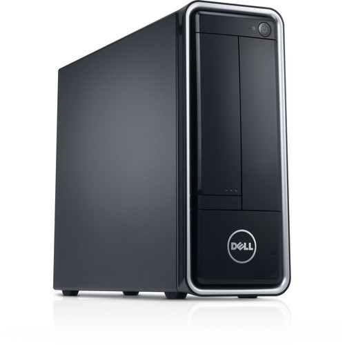 Dell Inspiron 660s i660s-3848BK Desktop Computer (Black)