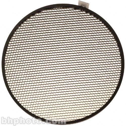 """Delta 1 Honeycomb Grid, 7"""", 40 Degrees, Black"""