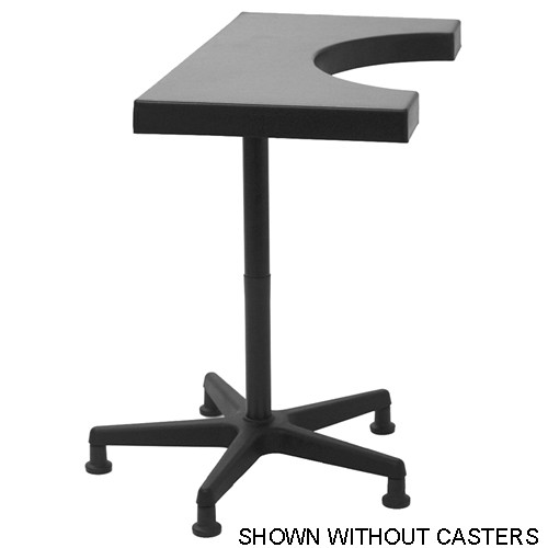 Delta 1 Pneumatic Posing Table II with Casters