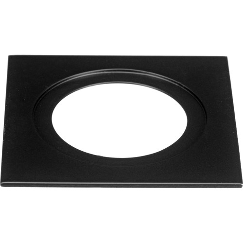 """Delta 1 Bes-Board 2-5/8"""" X 2-5/8"""" Lens Board with 39mm Hole (for Beseler Printmaker 35 and 67 Series Enlargers)"""