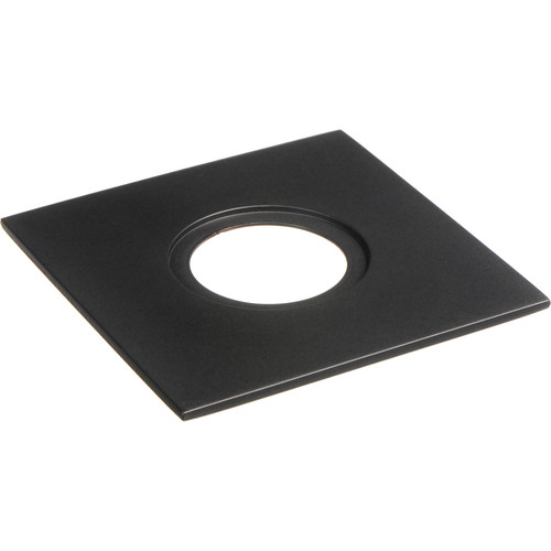 "Delta 1 Bes-Board 4x4"" Recessed Lens Board with 39mm Mount Hole"
