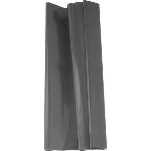 Delta 1 Black Out Heavy 6 Mil Plastic Opaque Material 4 ft.x 16 ft. Roll