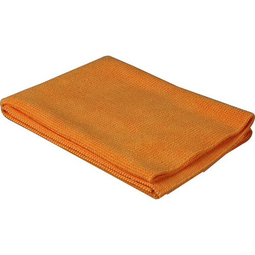 Delta 1 Microfiber Gold Lens Cloth - 15 x 16""