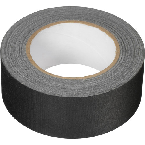 "Delta 1 Black Gaffer Tape - 2"" x 30 Yards"