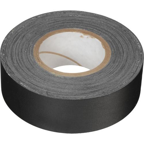 """Delta 1 Gaffer Tape (2"""" x 60 yd, Matte Black)"""