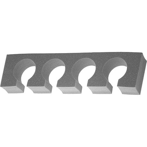 """Delta 1 Roll-Away Background Paper Holder for Four 24 x 6 x 3"""" Rolls"""