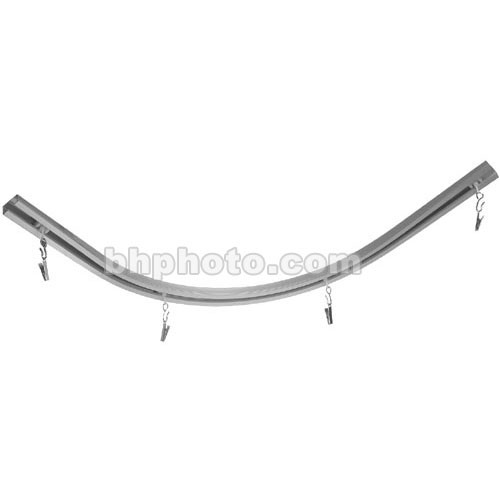 Delta 1 Muslin Mover  Curved Track Section - 5'