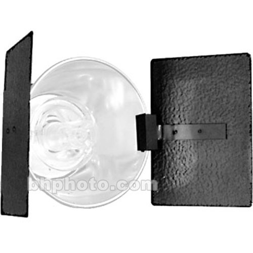 "Delta 1 2 Leaf Universal Barndoor Set, 10"""