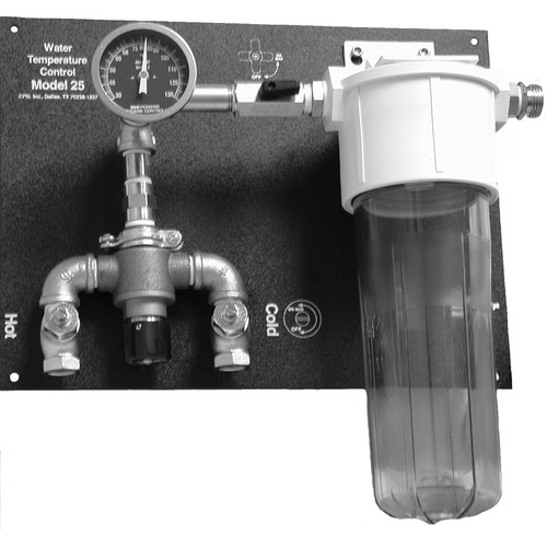 Delta 1 Model 25 Water Control Panel - Regular Flow