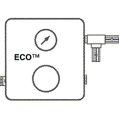 Delta 1 Eco 1- 2nd Shut Off Valve with Fittings