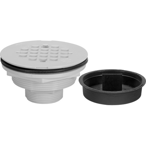 "Delta 1 ABS Drain Set I with 3"" Plug (4-Piece)"