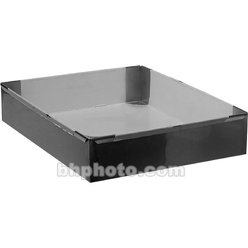 "Delta 1 Stainless Steel Developing Tray - 11x14"" (3"" Deep)"