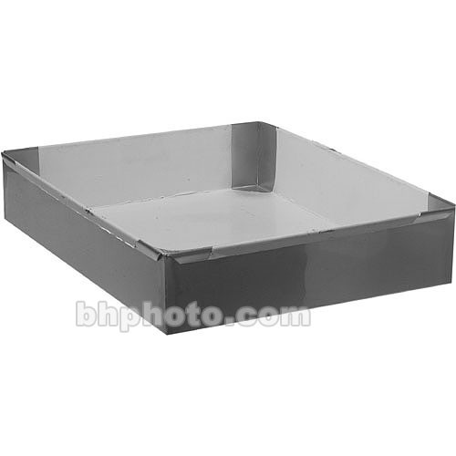 "Delta 1 Stainless Steel Developing Tray (316 LC Stainless)- 16x20"" (3"" Deep)"