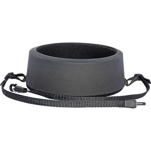 DeluxGear Lens Bumper (XX-Large, Black)