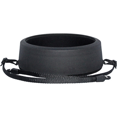 DeluxGear Lens Bumper (Jumbo, Black)