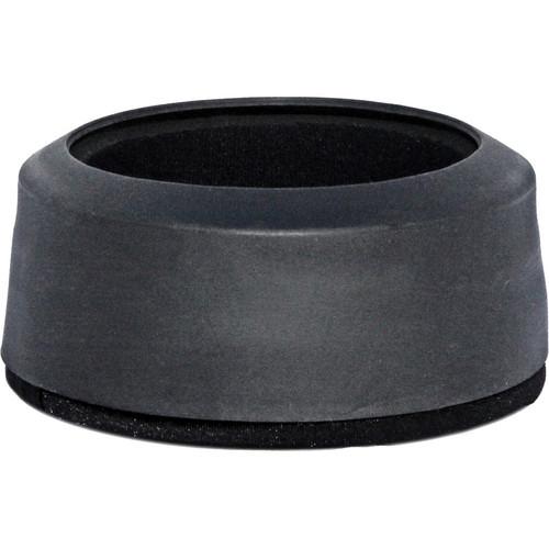 DeluxGear Lens Bumper (Large, Black)