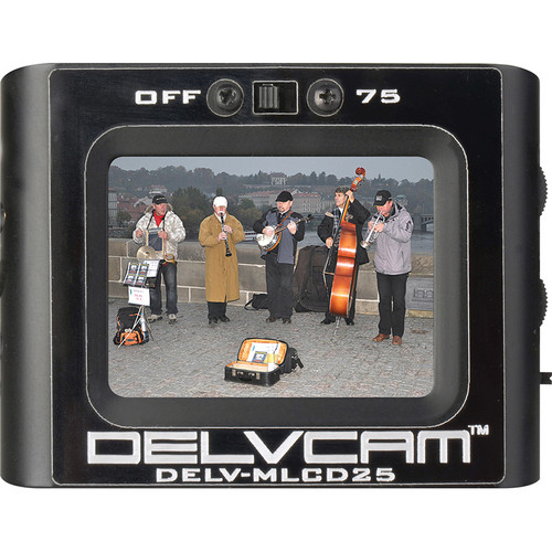 "Delvcam DELV-MLCD25 2.5"" LCD Monitor"