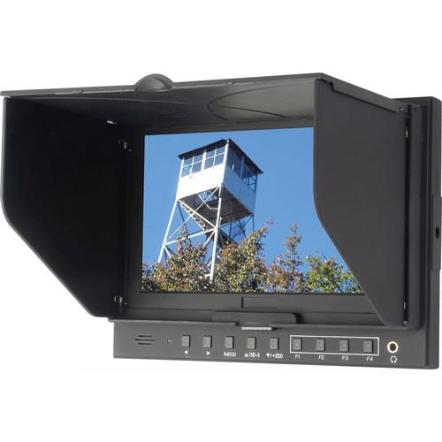 """Delvcam Camera-Top 7"""" HDMI LCD Monitor"""