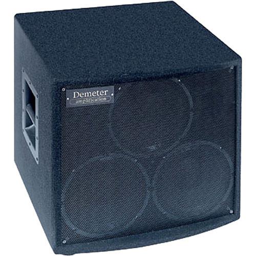 "Demeter BSC-310 3 x 10"" Bass Speaker Cabinet"