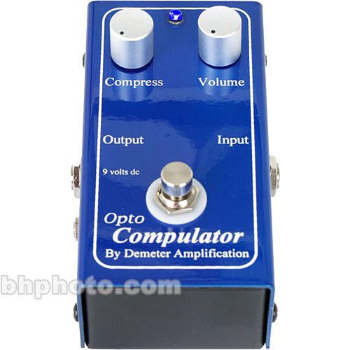 Demeter COMP-1 Compulator Compression Effect Pedal