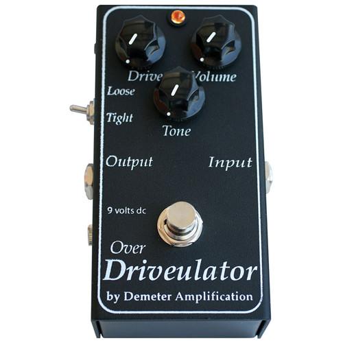Demeter DRV-1 Over Driveulator - Distortion Pedal