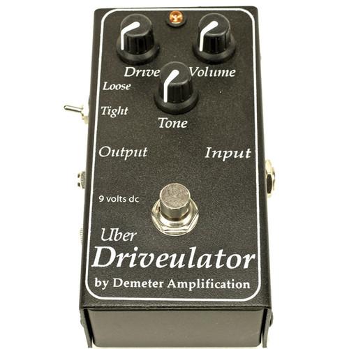 Demeter DRV-2 Uber Driveulator - Distortion Pedal