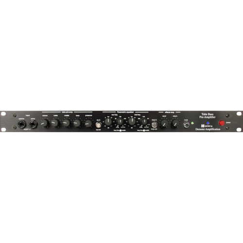 Demeter HBP-1 H Series Tube Bass Preamplifier