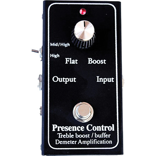 Demeter PRS-2 Presence Control Guitar Pedal