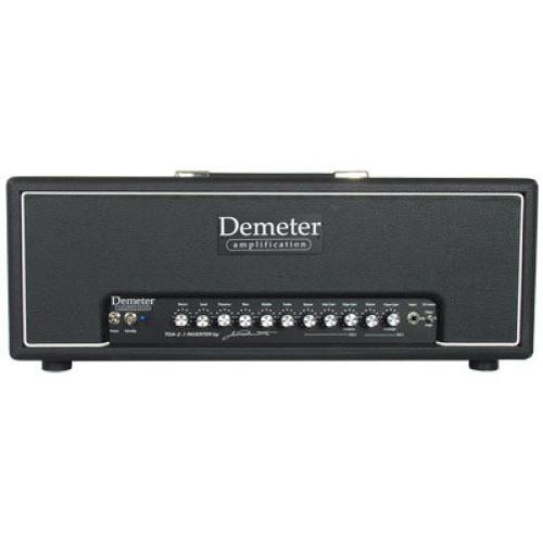 Demeter TGA 2.1 T-20 22-Watt Tube Guitar Amplifier Head