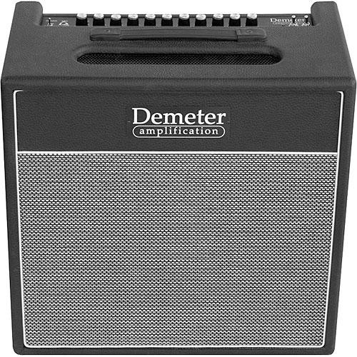 "Demeter TGA-2.1-100C-112 100W Tube Guitar Amplifier with 12"" Speaker"