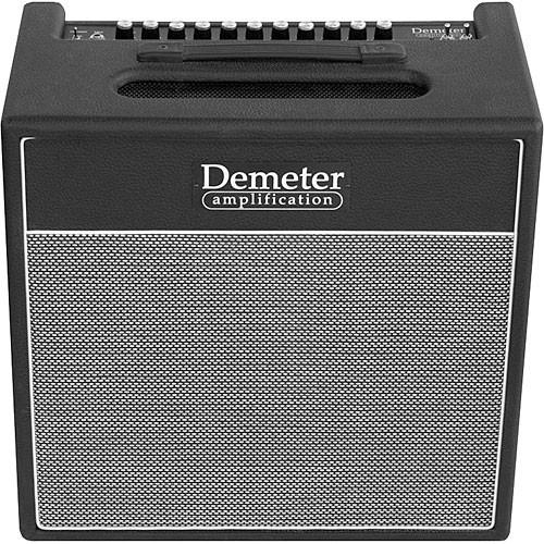 "Demeter TGA-2.1-50C-210  50W Tube Guitar Amplifier  with 2 x 10"" Speakers"
