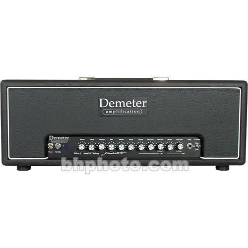 Demeter TGA-2.1-100  100W Tube Guitar Amplifier