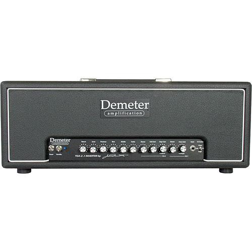 Demeter TGA-2.1-50 50W Tube Guitar Amplifier