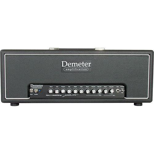 Demeter TGA-2.1-50 50W Tube Guitar Amplifier