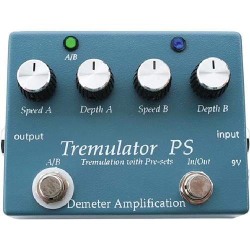 Demeter TRM-PS Tremulator PS Tremolo Pedal