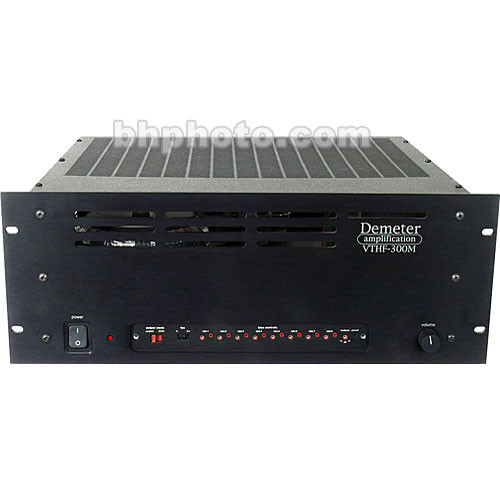 Demeter VTHF-300M 300W Tube Mono Block Power Amp
