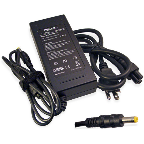 Denaq AC Adapter for HP Laptops (4.9A, 18.5V)