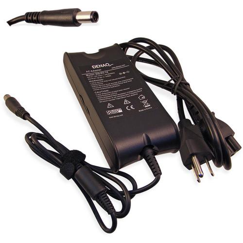 Denaq AC Adapter for Dell Laptops (4.62A, 19.5V)