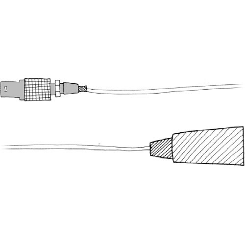 Denecke CA-3 Time Code Output Cable