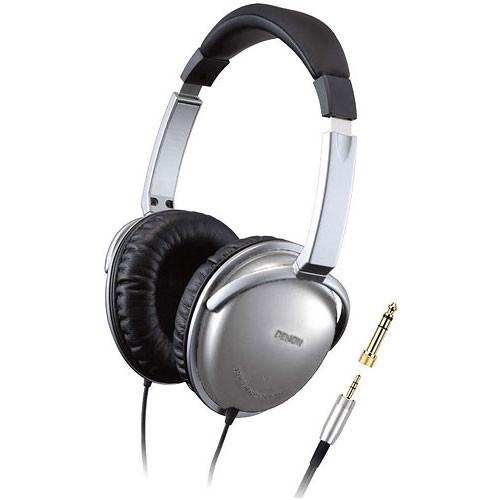 Denon AH-D1001 Advanced Around-Ear Stereo Headphones AH-D1001S