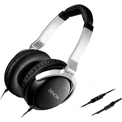 Denon AH-D510R Around-Ear Stereo Headphones AH-D510R B&H Photo