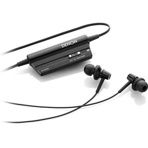 Denon AH-NC600 In-Ear Noise Cancellation Stereo Headphones