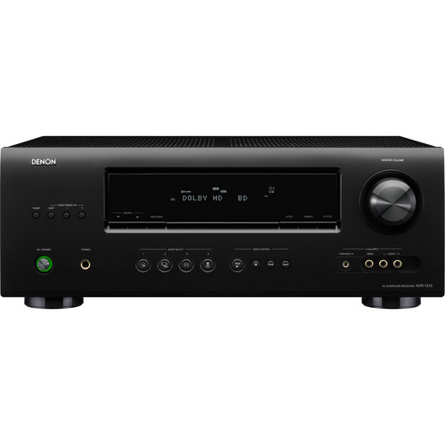 Denon AVR-1312 5.1-Channel AV Surround Receiver