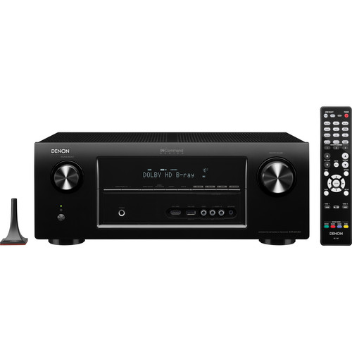 Denon AVR-2313CI 7.2-Channel Integrated Network AV Receiver