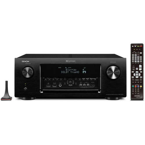 Denon AVR-3313CI 7.2-Channel Integrated Network AV Receiver