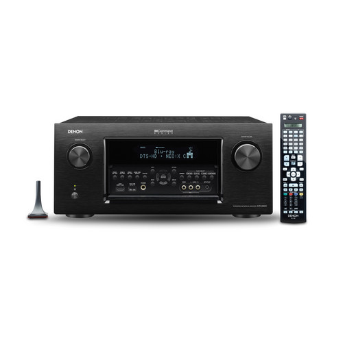 Denon AVR-4520CI Integrated In-Command Network AV Receiver